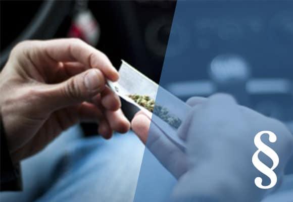 Anwalt bei Drogenfahrt