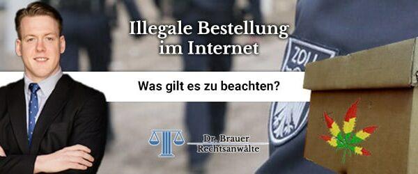 Was tun bei Ärger mit Zoll und Polizei nach einer illegalen Internetbestellung?