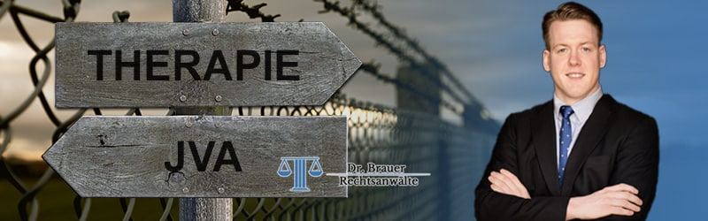 Was versteht man unter Therapie statt Strafe? – § 35 BtMG