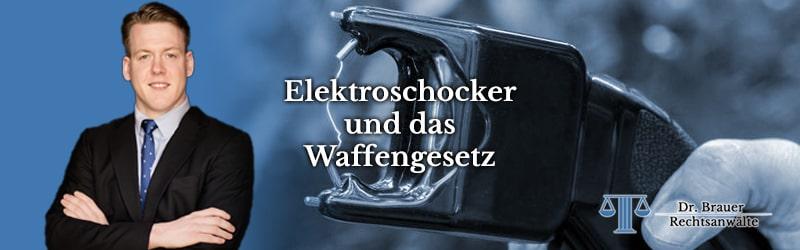 Bestellung oder Besitz von Elektroschocker ohne PTB-Prüfsiegel