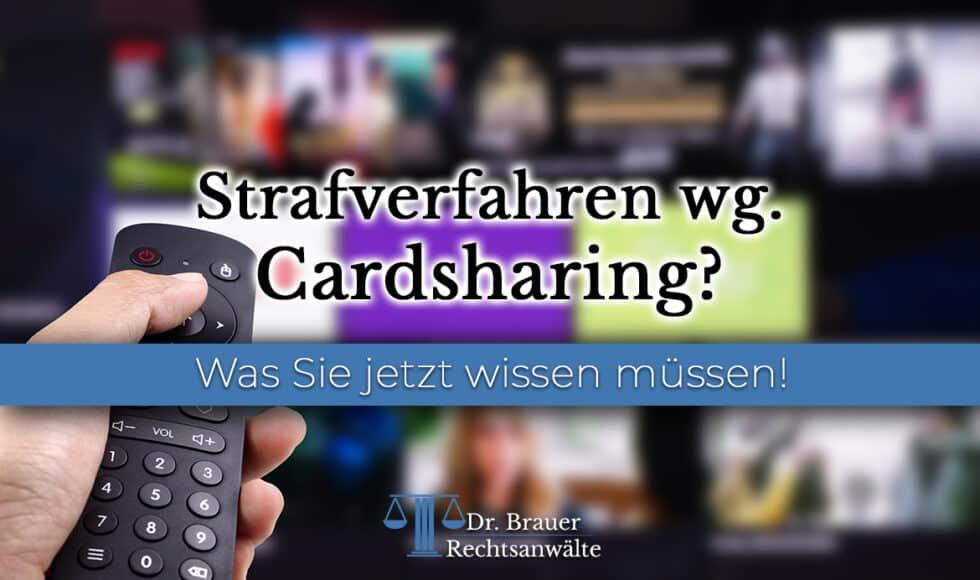 Keytv.eu & Co. – Welche Strafe gibt es für Cardsharing?