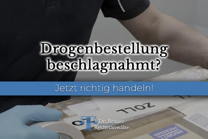 Bestellte Drogen bei der Post beschlagnahmt? Jetzt richtig handeln!