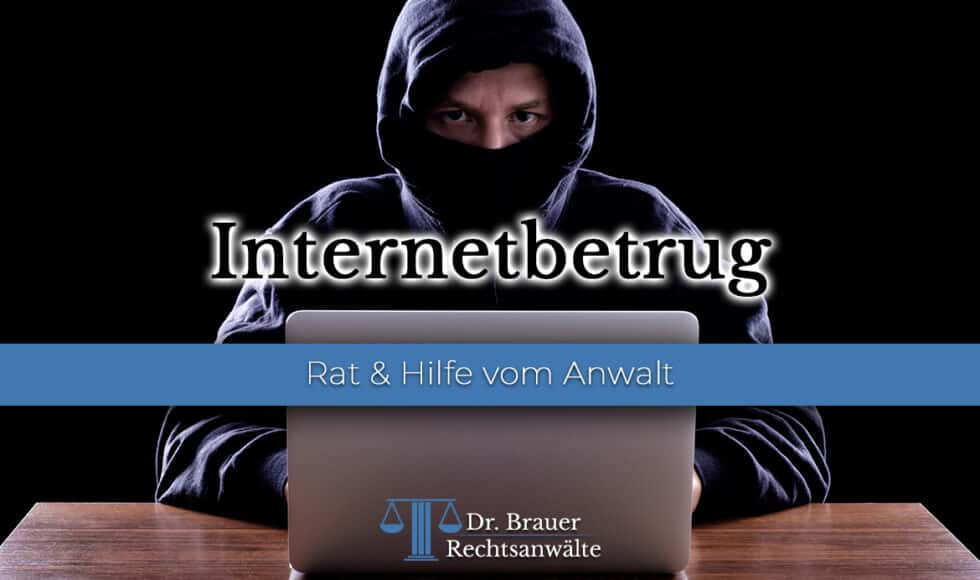 Anwalt bei Internetbetrug