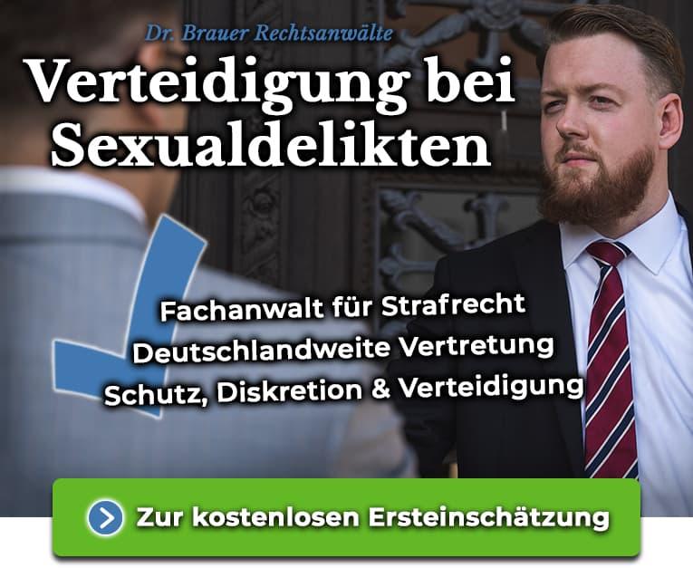 Anwalt Sexualstrafrecht - Schutz, Verteidigung, Diskretion