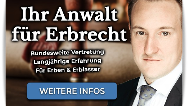 Erbrecht Anwalt Bonn - Florian Kersten