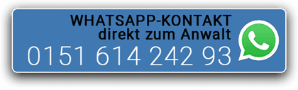 WhatsApp Kontakt direkt zum Anwalt